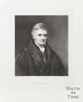 Portrait of P. B. Duncan, A.M, New Coll. Oxford