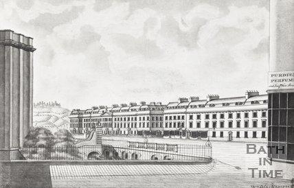 North Parade 1780