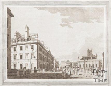 North Parade, Bath, 1779