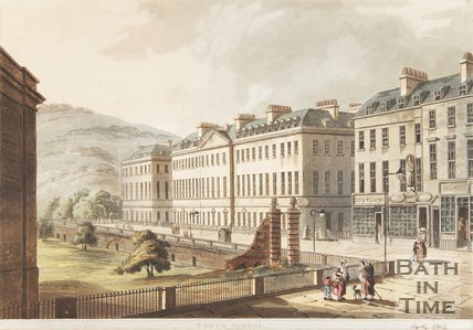 North Parade 1804