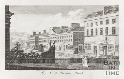 North Parade 1800