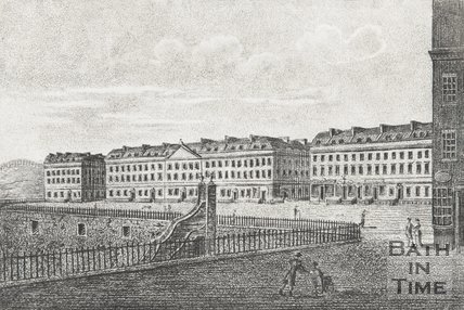 North Parade 1803