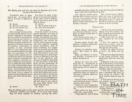Prayers (Page 6) Psalm 83 (Page 7)
