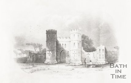 Sham Castle 1844
