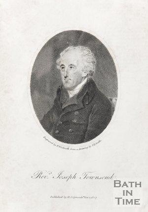 Revd. Joseph Townsend, 1807