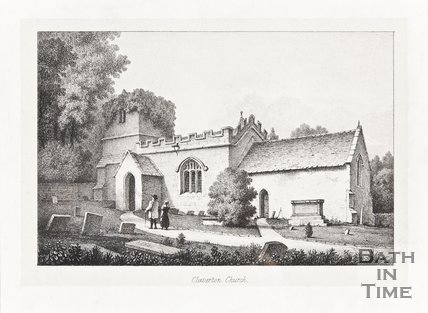 Claverton Church
