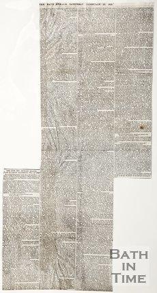 The Late Revd. Richard Graves February 27th 1858