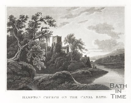 Hampton Church on the Canal Bath