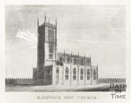 Bathwick New Church 1818