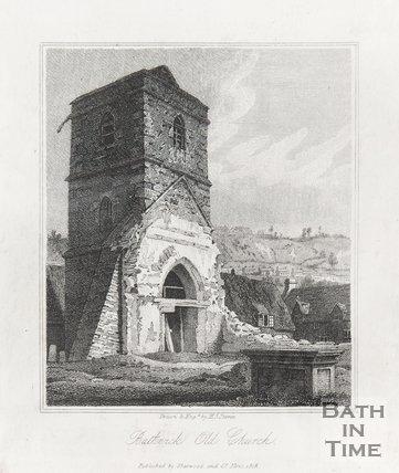 Bathwick Old Church 1818