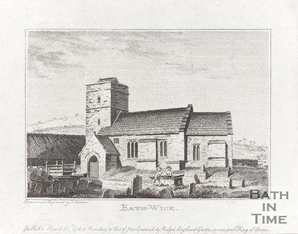 Bathwick Old Church 1784