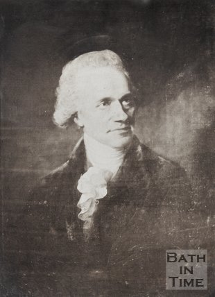 Photograph of Portrait of William Herschel 1785