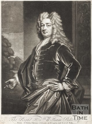 The Right Hon. William Pulteney, Baron of Headen, Viscount Pulteney of Wington, Earl of Bath