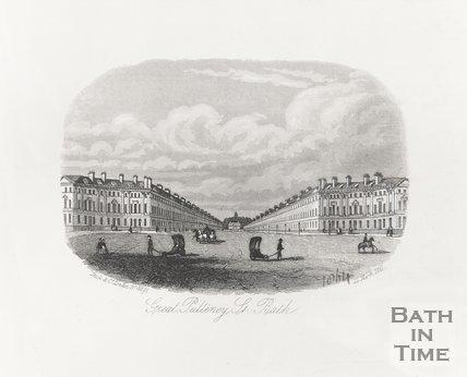 Great Pulteney Street 1861