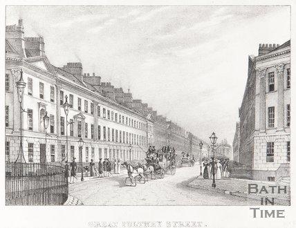 Great Pulteney Street 1830-1836