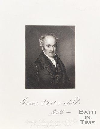 Edward Barlow M.D. Bath