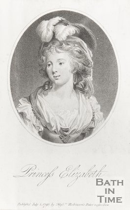 Portrait of Princess Elizabeth 1793