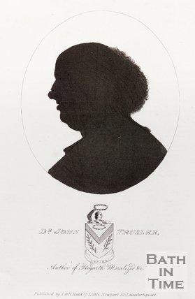 Silhouette Dr. John Trusler