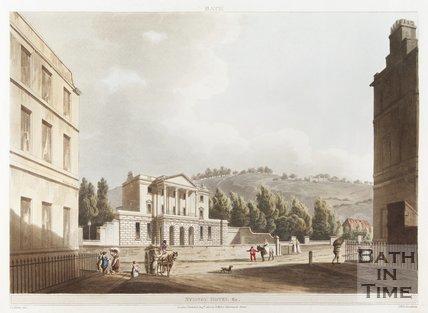 Sydney Hotel 1805