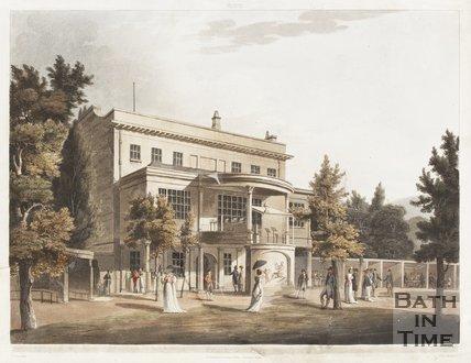 Sydney Gardens 1805