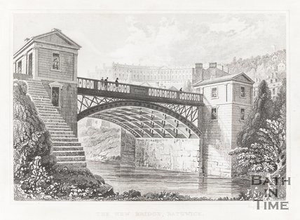 New Bridge Bathwick 1830
