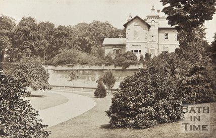 Photograph of Henrietta Park, c.1870