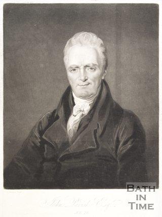 Engraving John Parish Esq. Aged 74