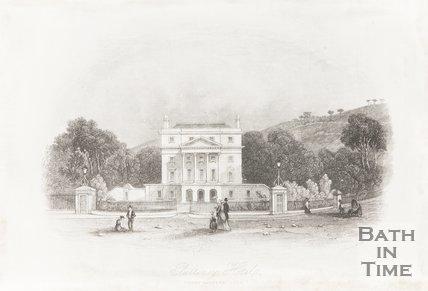 Pulteney Hotel 1844