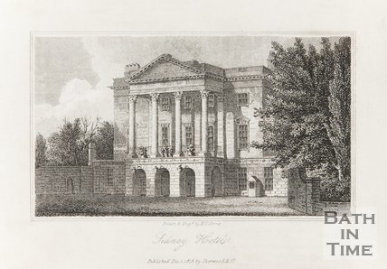 Sydney House 1818