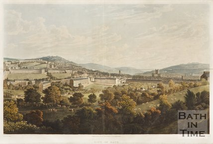 City of Bath 1826