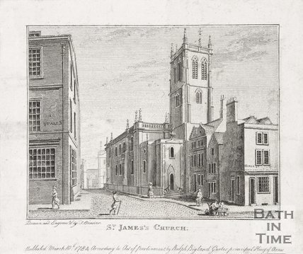St. James Church 1784
