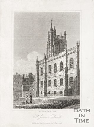 St. James Church 1818