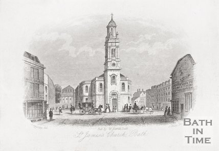 St. James Church 1850