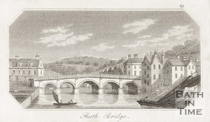 Bath Bridge 1804