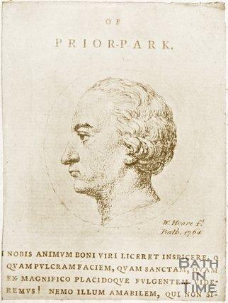 Portrait of Ralph Allen, 1764