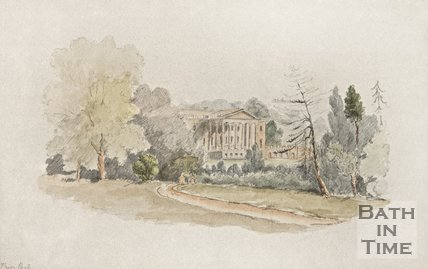 View of Prior Park