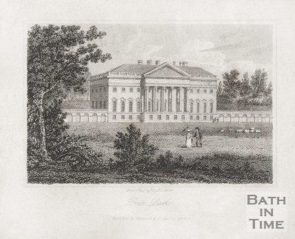 Prior Park 1818
