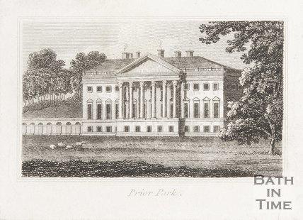 Prior Park c.1800.