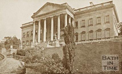 Prior Park, Bath. c.1870.