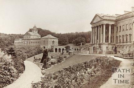 Prior Park c.1870.
