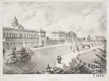 Prior Park c.1836