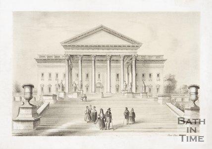 Prior Park c.1840?