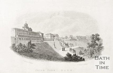 Prior Park, 1836