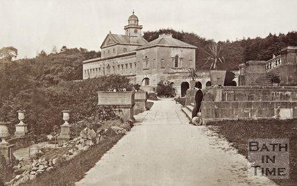 St Peters College, Prior Park c1870?
