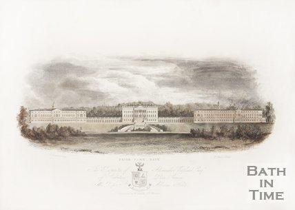 Prior Park, Bath. c.1840?