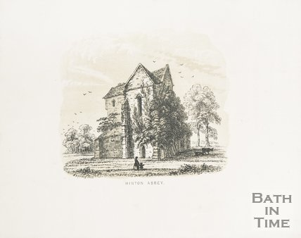 Hinton Abbey, 1852.