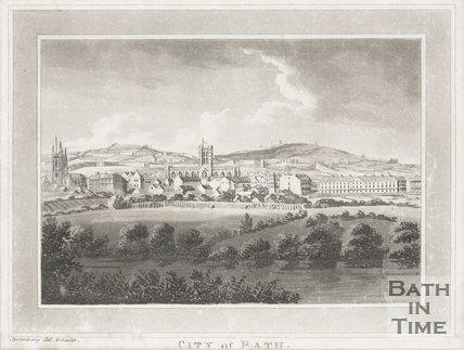 Bath Somersetshire 1817