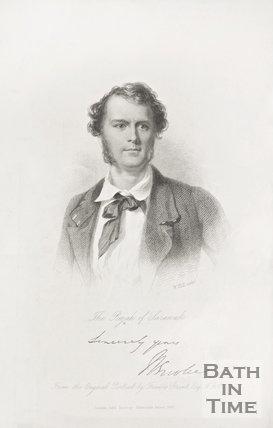 Portrait of James Brooke, the Rajah of Sarawak, 1848.