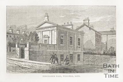 Temperance Hall, Widcombe c.1870