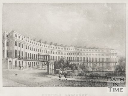 Norfolk Crescent 1829